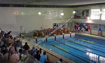 Kahramanmaraş Kapalı Yüzme Havuzu
